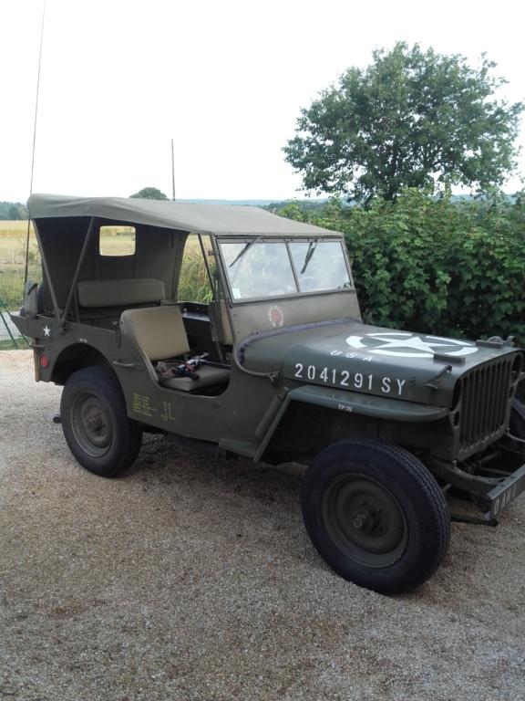 Jeep m201 Morbihan 20180924