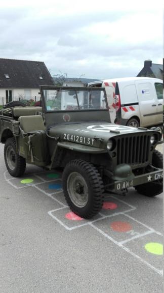 Jeep m201 Morbihan 20190326