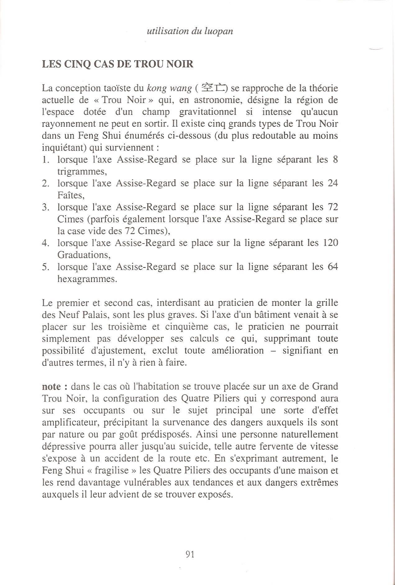 Livre FENG SHUI TAOISTE : La Vérité des Apparences - Zu-Hui Yang, Hiria Ottino - Page 2 La_var13