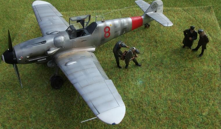 ME 109 G6 8/JG 300 kurt gabler Dscf0624