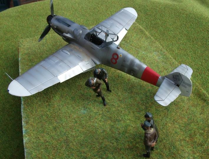 ME 109 G6 8/JG 300 kurt gabler Dscf0626