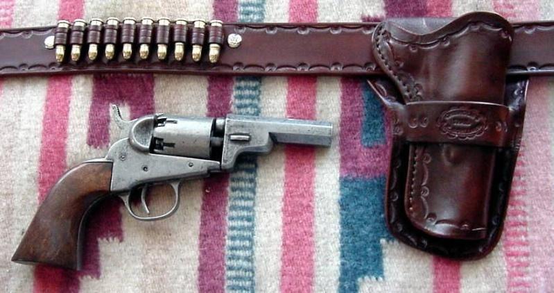 colt 1873 single action Leathe10