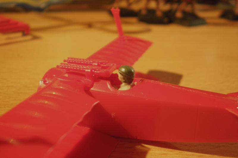 Mes Avions pour Canvas Eagles Red_ba10