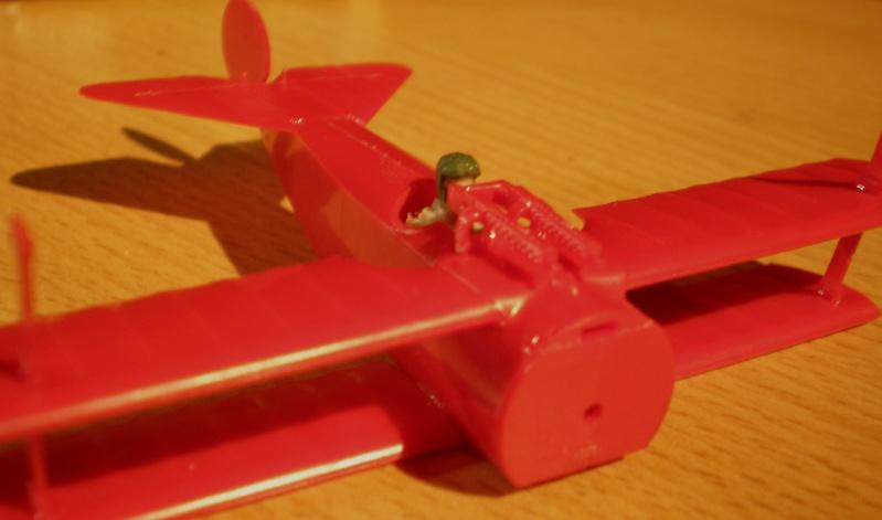 Mes Avions pour Canvas Eagles Red_ba11
