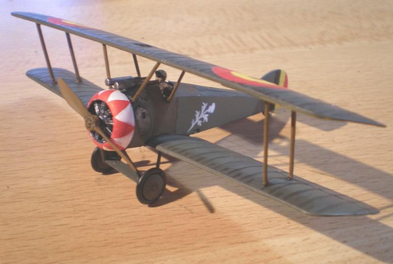 Mes Avions pour Canvas Eagles Sopwit15