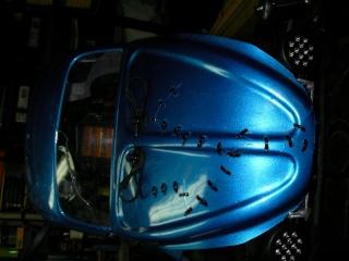 Comment réparer une carroserie? Sany0910