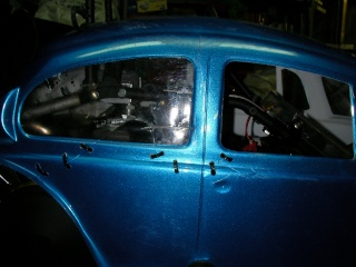 Comment réparer une carroserie? Sany0911