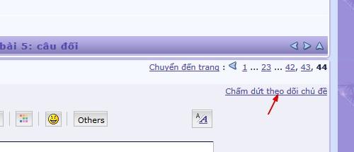 Vấn đề server Chamdu10