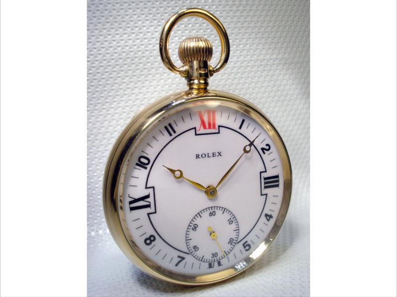 Les plus belles montres de gousset des membres du forum - Page 9 6a125910