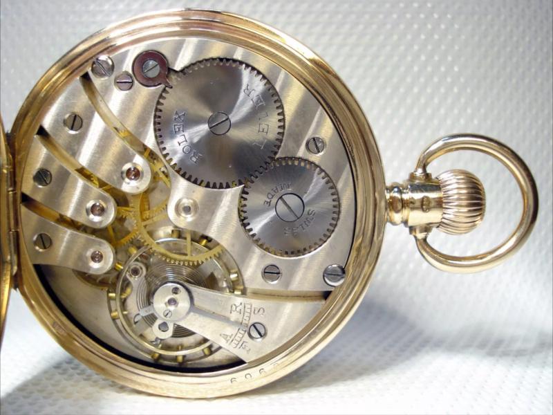 Les plus belles montres de gousset des membres du forum - Page 9 87f23f10