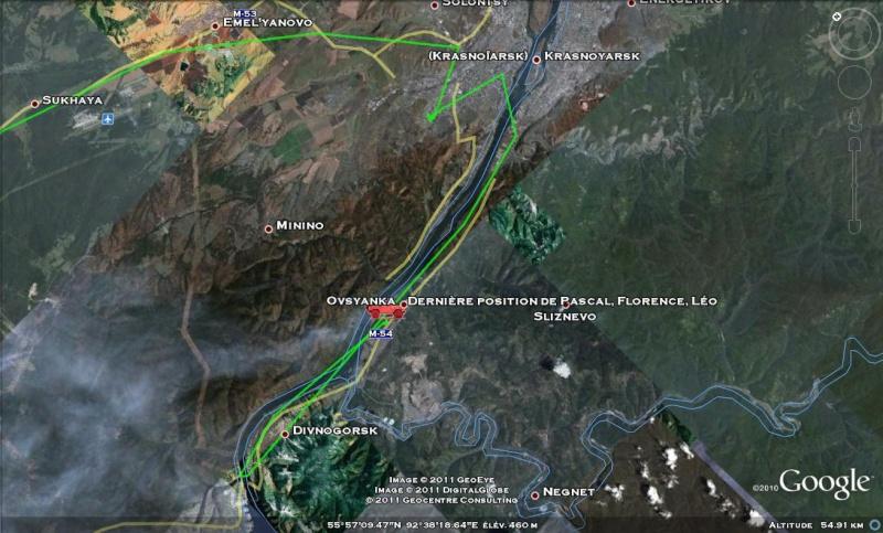 voyage en Mongolie suivi en live 2710
