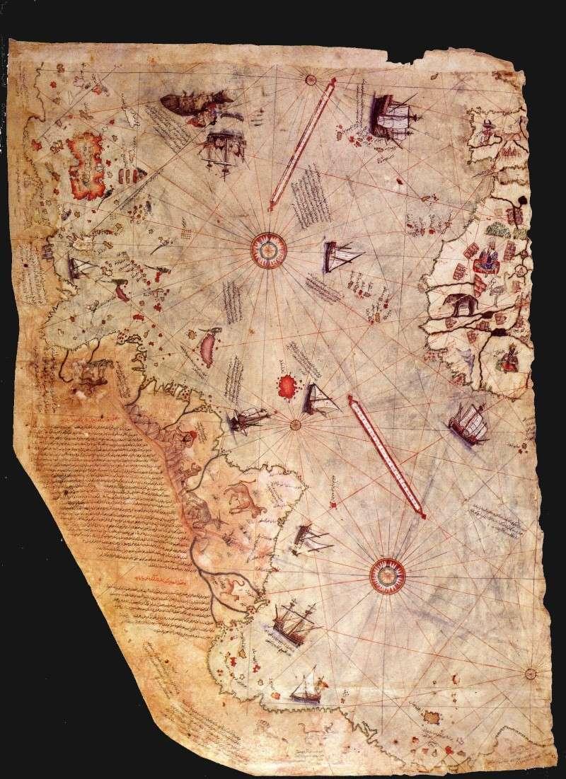 Cartes et plans anciens. - Page 11 Piri_r10