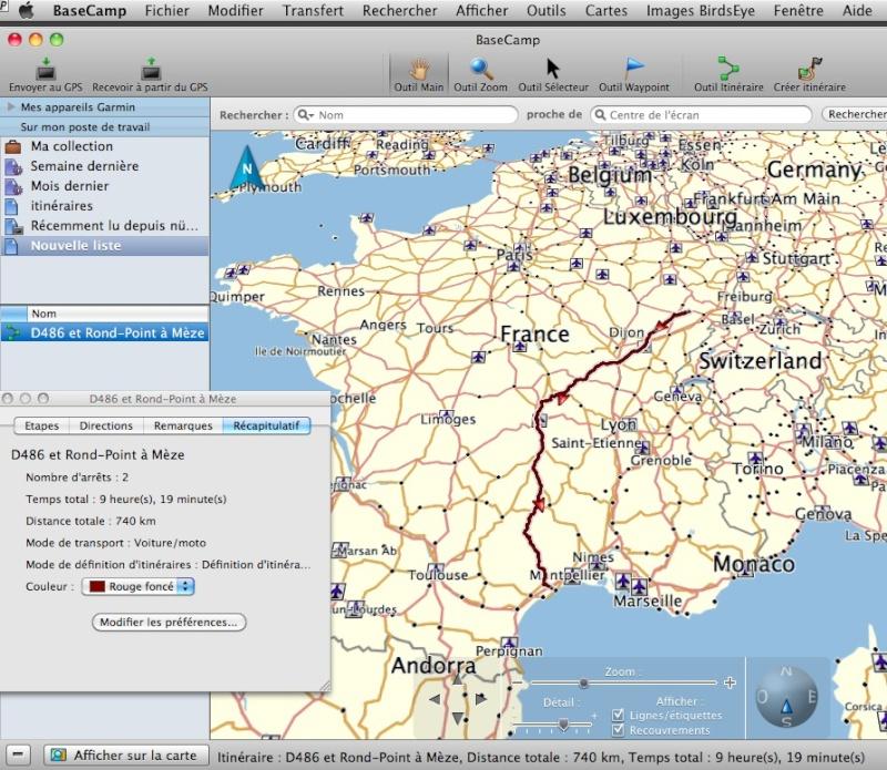 basecamp - BaseCamp version 3.1.1 pour Windows et pour Mac Captur29