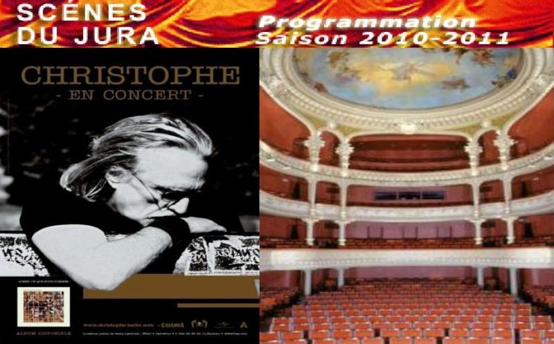 26/11/2011 - Christophe en concert scenes du Jura, LONS LE SAUNIER (39) (France) Doc8g10