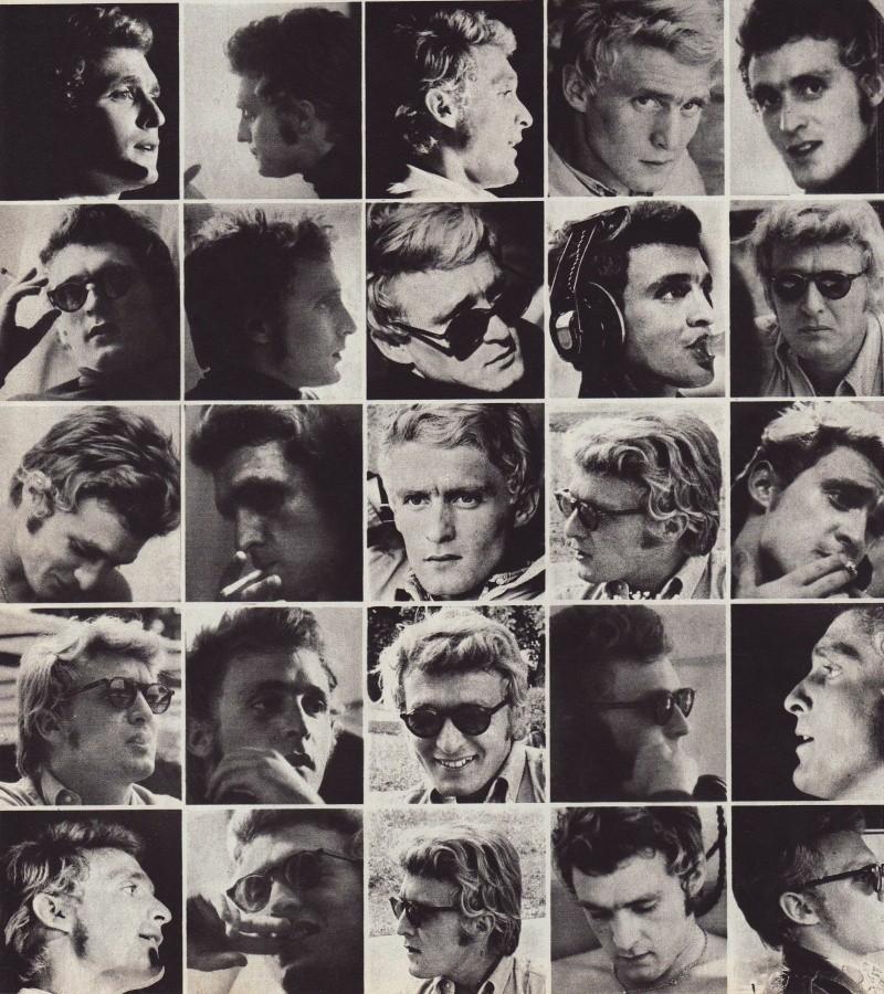 50 Mini portrais de Christophe Salut les copains Forum Officiel Christophe Passion Image026