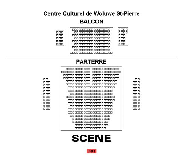 01/10/2011 - Centre Culturel de Woluwé St-Pierre  (BE) (Belgique) Pm_50010