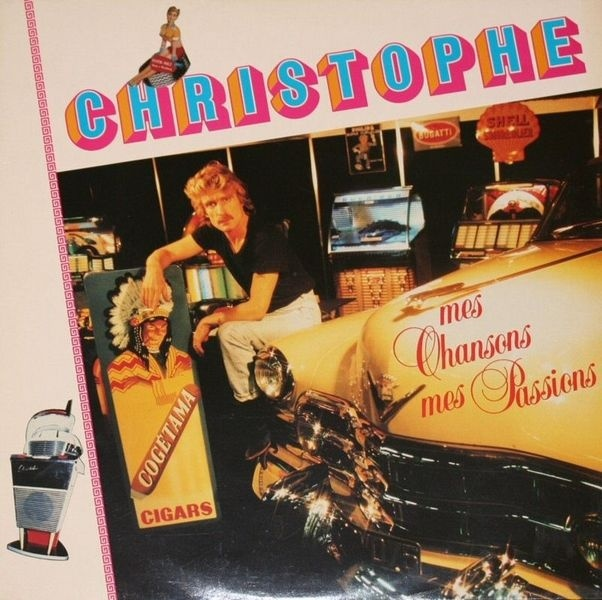 1985 Collection mes chansons mes passions MOTORS 33Tr. MLP 1007 Sans-t13