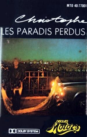 1979 ( Réédition ) Les paradis perdus  MOTORS MTO 40.77 001 Sans-t17