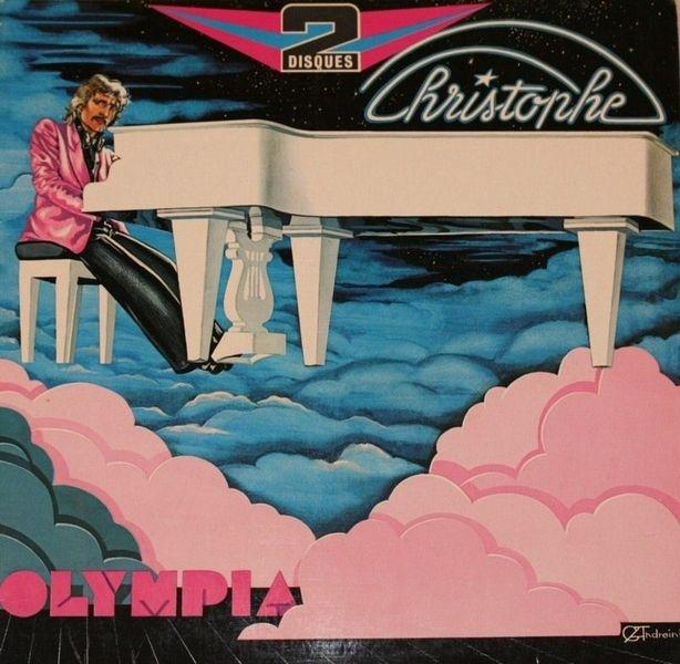 1976  ( Réédition ) 2ème pochette Olympia MOTORS   Double 33Tr. 2676 201 Sans-t39