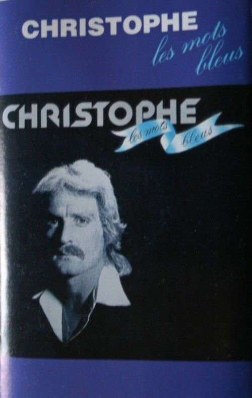 1993 ( Réédition ) Les mots bleus MOTORS / Distribution Sony Music  FDM 36 102-4 Sans-t51