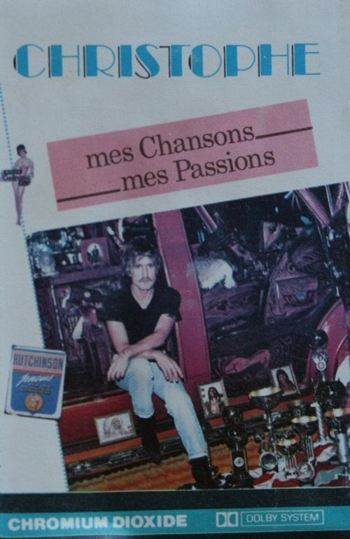 1985 Collection  * Mes chansons , mes passions * MOTORS   MMC 1005 Sans-t59