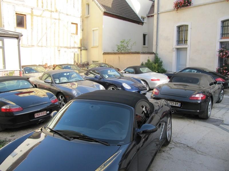 Compte rendu de la sortie sur Troyes et les Côtes de Bar du 8 au 10 octobre 2010 - Page 5 Sortie33