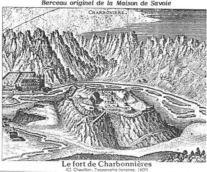 L'invasion française de 1600 à 1601 Aigueb10