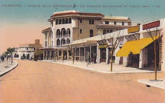 Meknès, Hier et Aujourd'hui 446_0010