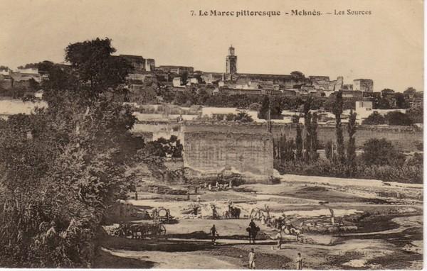Meknès, la Ville Ancienne et les 2 Mellahs 1 Meknes12