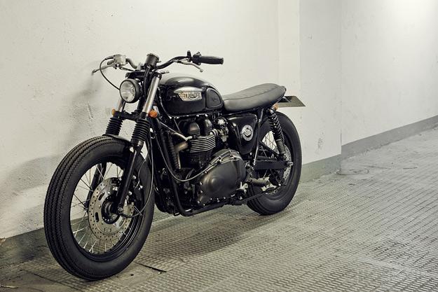 Custom New Bonnie cool!!! Triump35