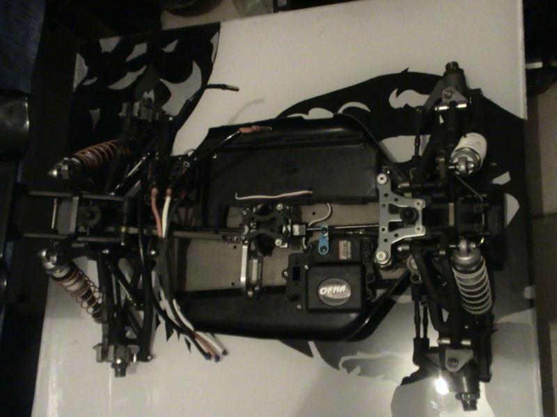 projet x1cr brushless rebaptisé la klosi.........   Dsc00522