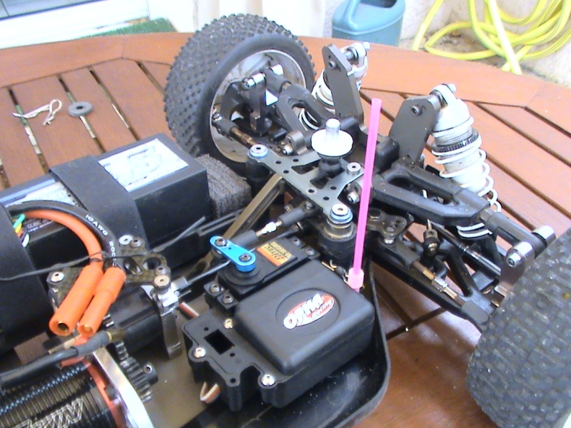 projet x1cr brushless rebaptisé la klosi.........   Dsc00621