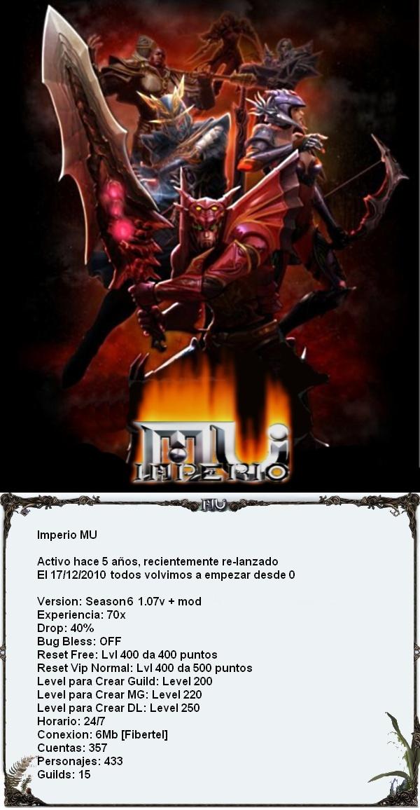 Imperio Mu Server S6E2+ 0111
