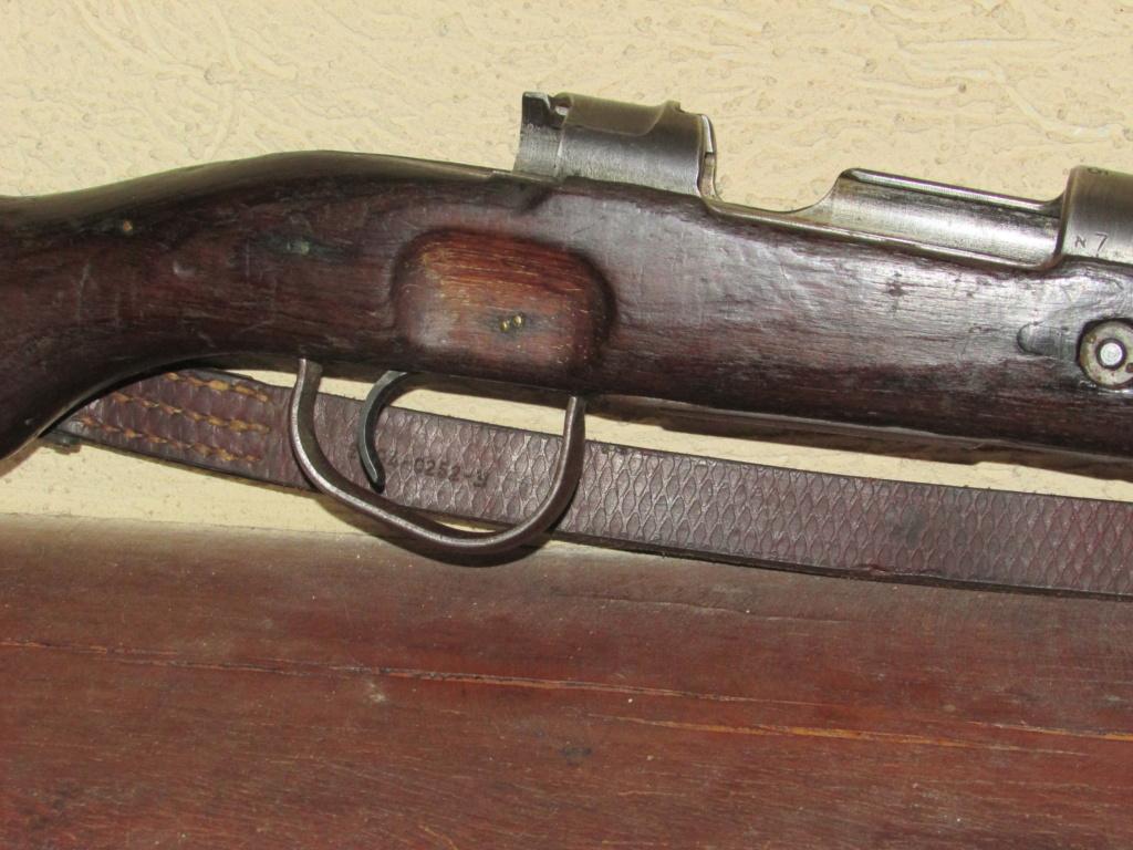 Mauser 98K Israël 7.62Nato Img_4419
