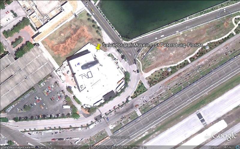Le nouveau musée Salvador Dali à Saint Petersburg - Floride - USA Ge_mus10