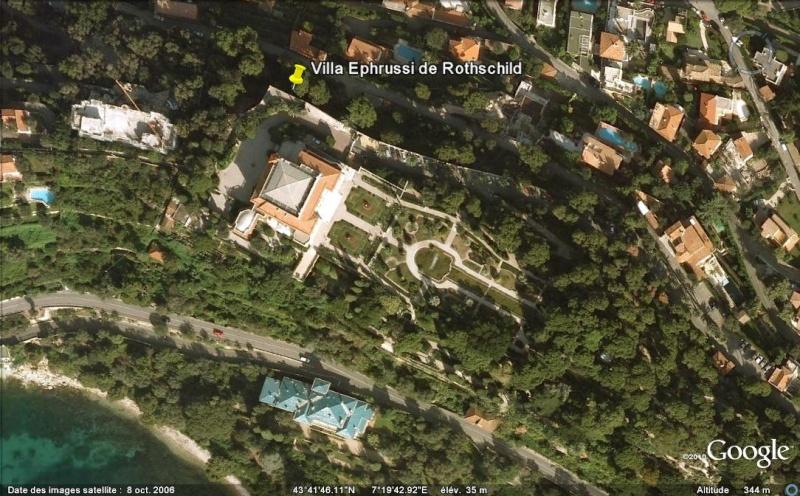 La Villa Ephrussi - Cap Ferrat - Alpes Maritimes - France Ge_vil12