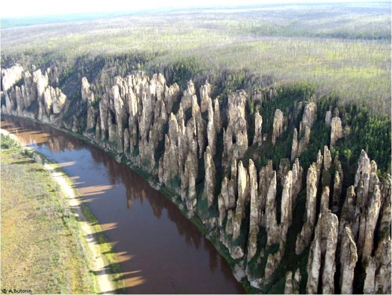 La Léna, Sibérie, Russie Image211
