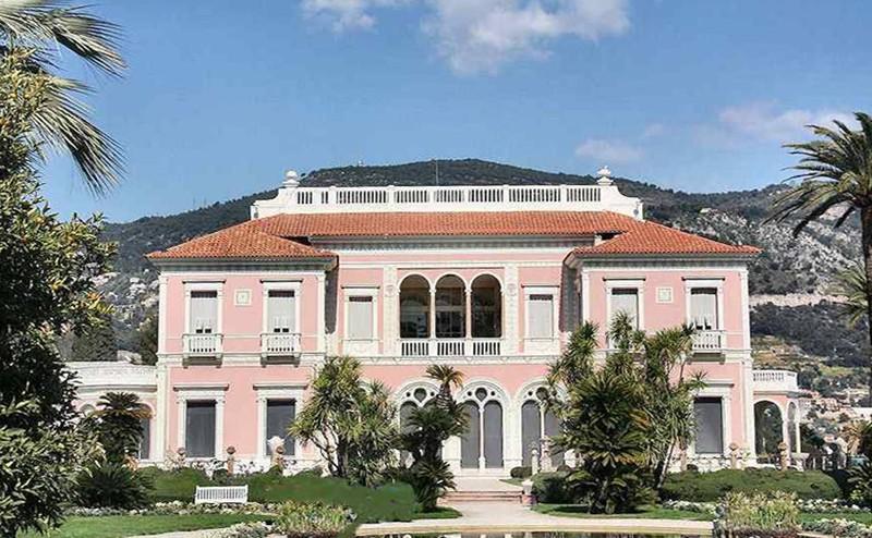 La Villa Ephrussi - Cap Ferrat - Alpes Maritimes - France Image711