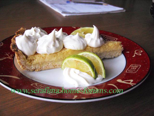 Лимонный тарт, нежная начинка с лимонным вкусом Imag0111