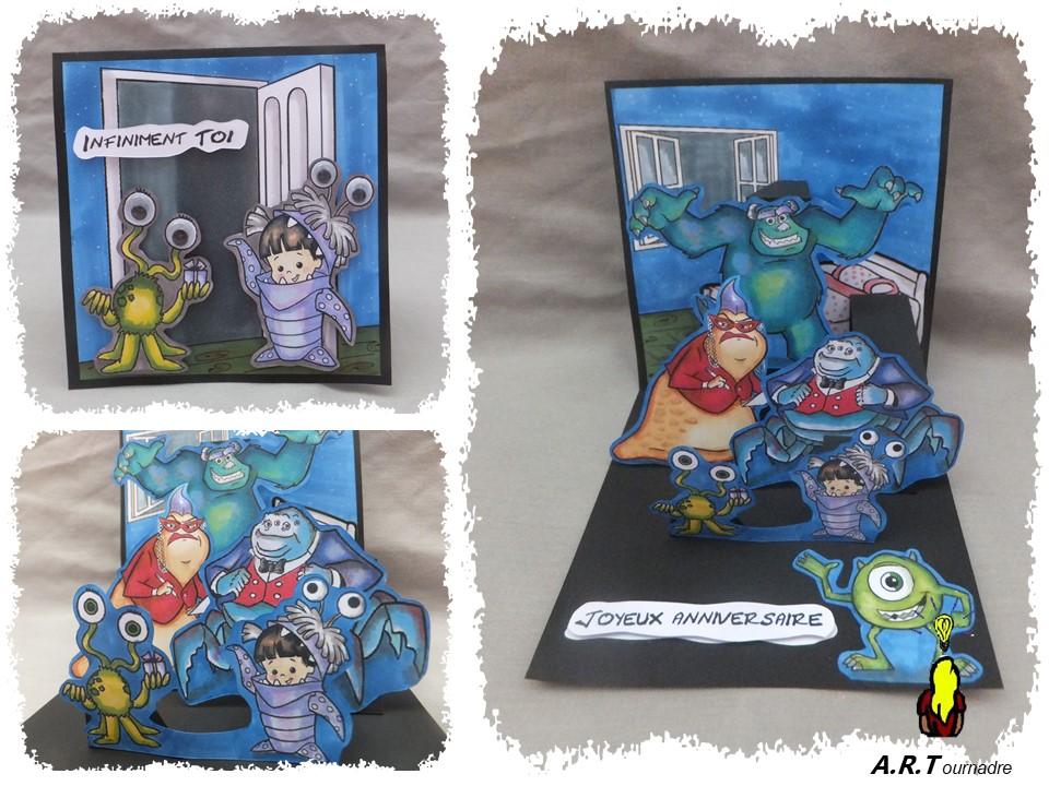Disney Cards {Buzz l'éclair} Art_2052