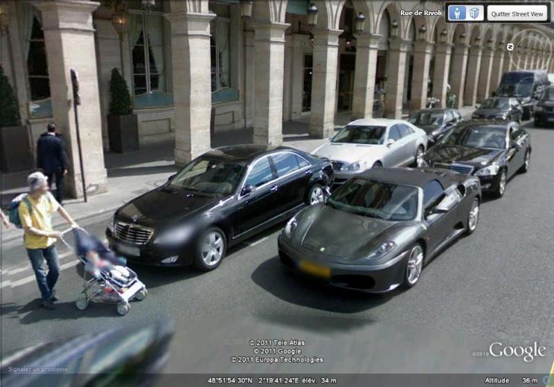 STREET VIEW : belles voitures (Monde) - Page 28 Ferrar11