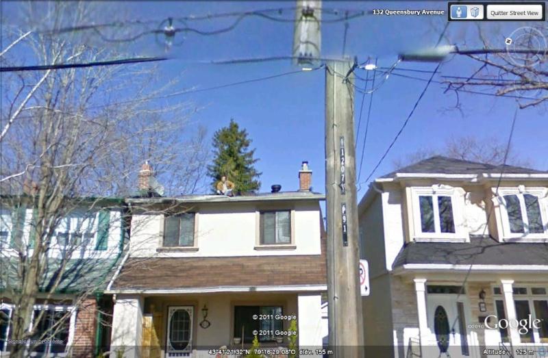 STREETVIEW: street yoga, Birch Cliff, Canada Medita10