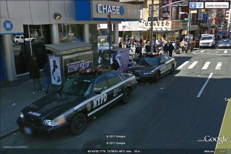 STREET VIEW : véhicules de police du monde - Page 7 Police11