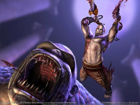 Chasseur de démons Kratos10