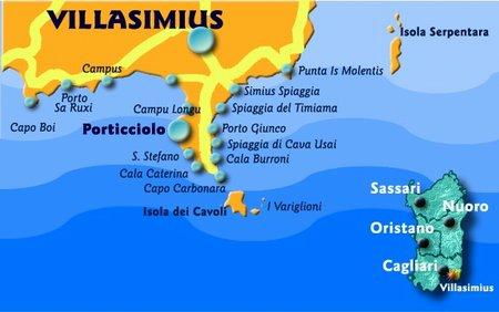 BENGASI   Villasimius Sardaigne 424310