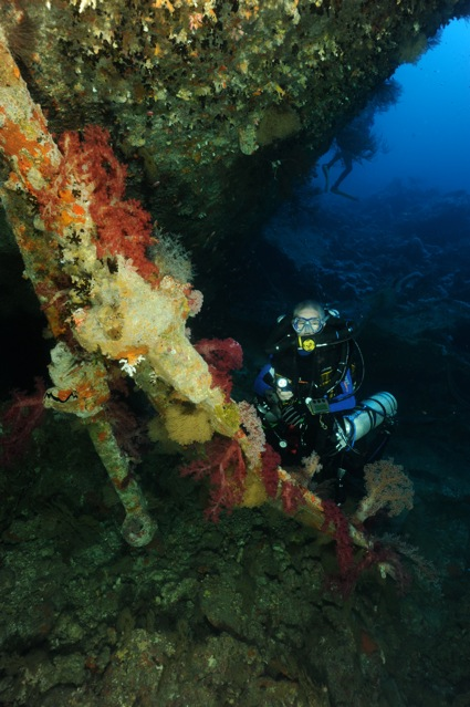 CR  croisière epaves profondes, brothers,daedalus,ephingstone mer rouge avec ALDO FERRUCCI 25 sept au 02 octobre 2010 Dsc_4610