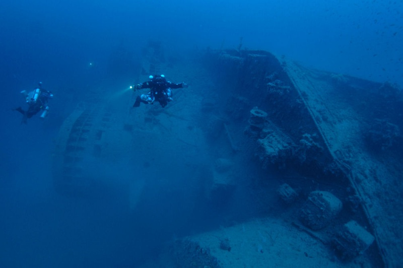 HMS MANCHESTER OPERATION PEDESTAL TUNISIE KELIBIA Expdit10
