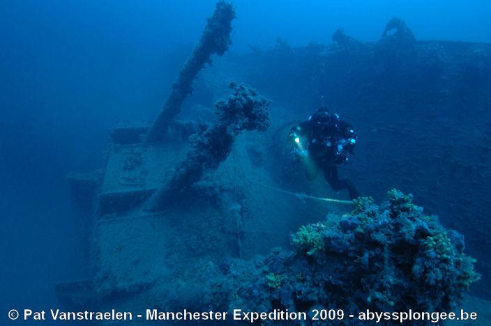 HMS MANCHESTER OPERATION PEDESTAL TUNISIE KELIBIA Expedi10
