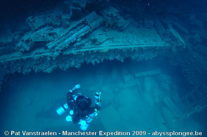 HMS MANCHESTER OPERATION PEDESTAL TUNISIE KELIBIA Expedi11