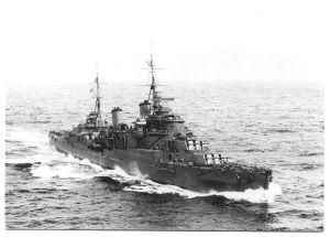 HMS MANCHESTER OPERATION PEDESTAL TUNISIE KELIBIA Hms_ma10